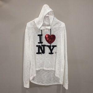 Tops - NWOT LADIES 'I LOVE NY' TOP